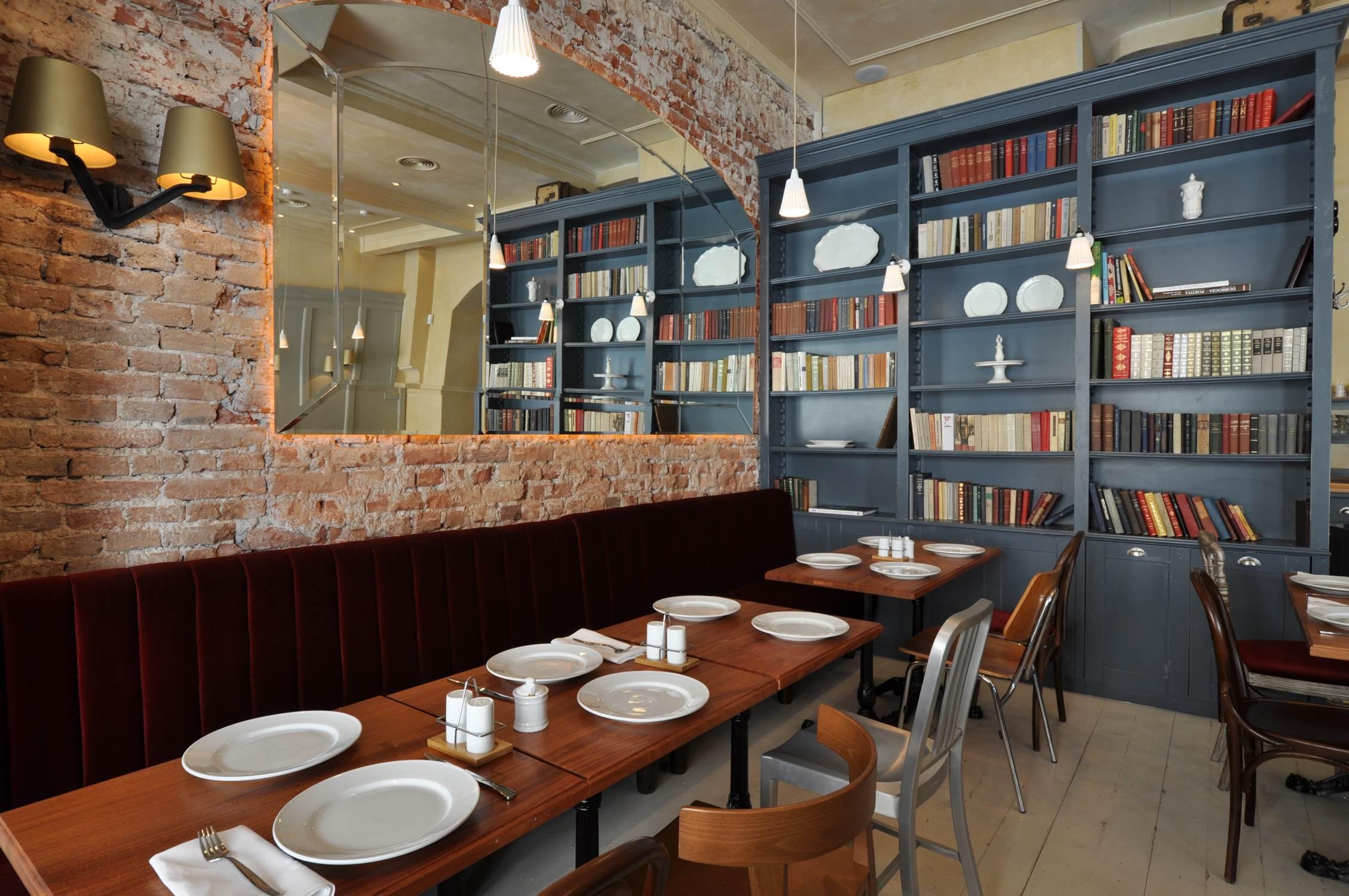 Corvin cristian homepage for Classic cafe interior designs