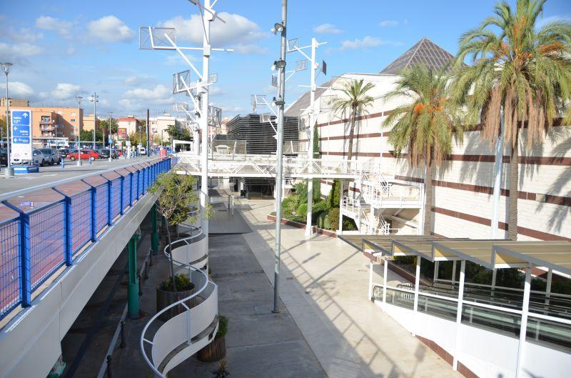 corvin cristian | gran turia shopping centre reshaping concept