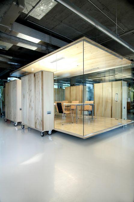 Corvin cristian headvertising offices for Interior design temp agency