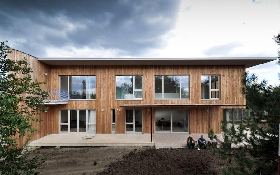 corvin cristian | larix house