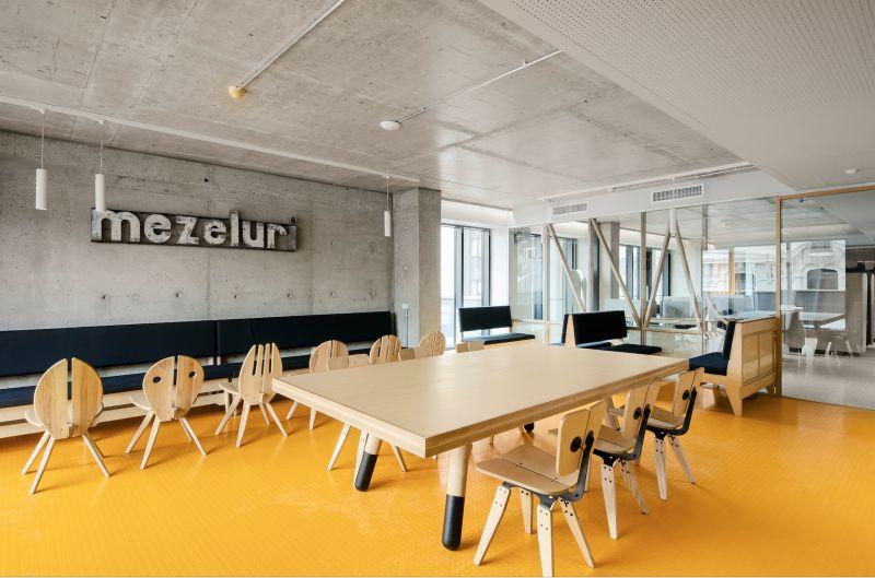 corvin cristian | JAZZ offices 2020
