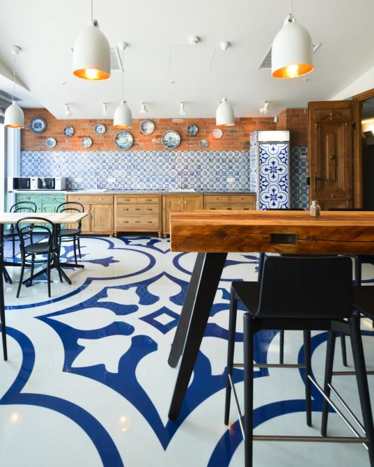 corvin cristian | cafeteria inside ing bank